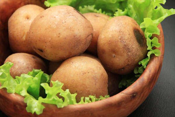 Печеный картофель в Zepter