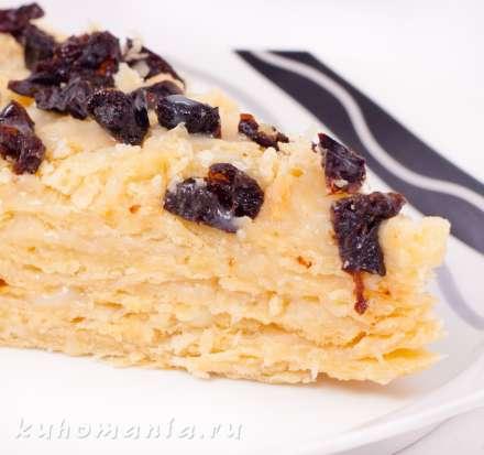 "Торт рубленый ""Наполеон"""