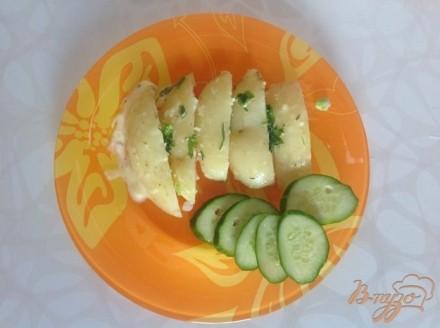 Летняя картошечка