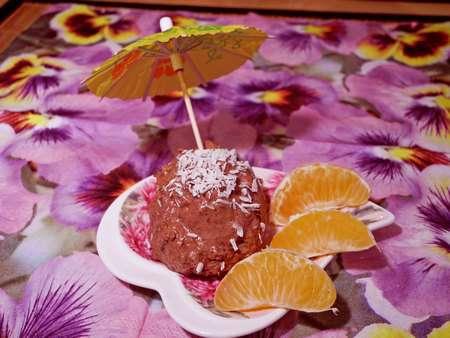 Шоколадный мусс (Mousse au Chocolat)