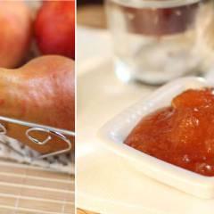 фото рецепта Джем из груш и персиков
