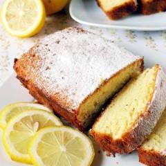 фото рецепта Лимонный кекс