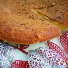 Пирог с сыром фета в мультиварке