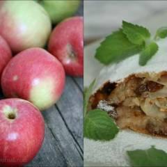 Венский яблочный штрудель