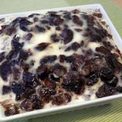 фото рецепта Салат с курицей, грибами и черносливом