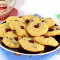 Вкусное печенье из рисовой каши