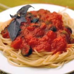 фото рецепта Спагетти по-итальянски