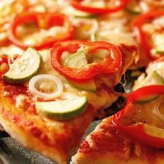 фото рецепта Овощная пицца