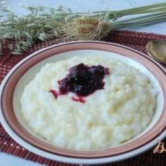 Молочная каша из пшена с рисом