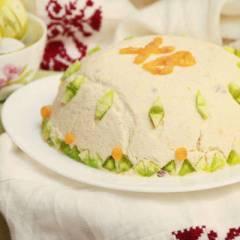 фото рецепта Пасха заварная (превкуснейшая)