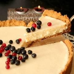 фото рецепта Пирог со сгущёнкой