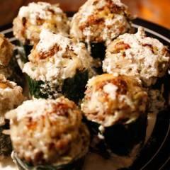 фото рецепта Фаршированные кабачки
