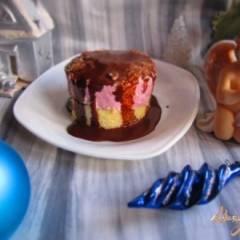 Пшенный торт