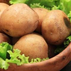 фото рецепта Печеный картофель в Zepter