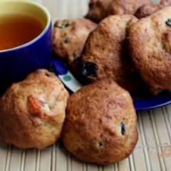 фото рецепта Медовое печенье с творогом