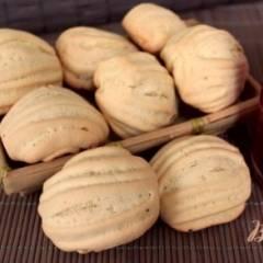 Ванильное печенье «Полоски»