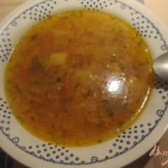 фото рецепта Капустняк с перловкой