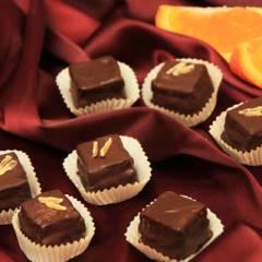 фото рецепта Апельсиновые конфеты