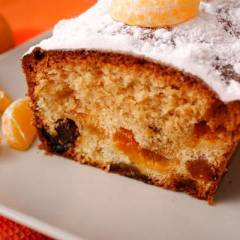 фото рецепта Мандариновый кекс