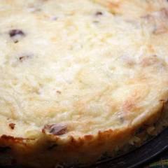 фото рецепта Картофельная запеканка с грибами