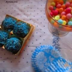 фото рецепта Манные конфеты