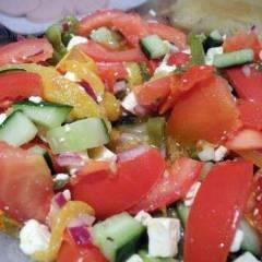 фото рецепта Шопский салат