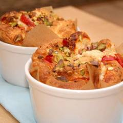 фото рецепта Суфле с креветками