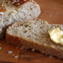 фото рецепта Овсяный хлеб