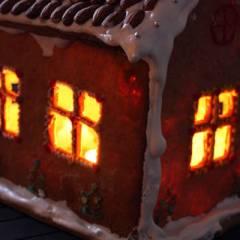 фото рецепта Пряничный домик