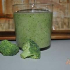 фото рецепта Смузи из брокколи