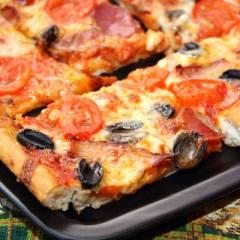 фото рецепта Мясная пицца