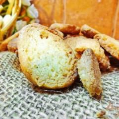 Песочное печенье на скорую руку без яиц