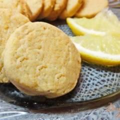 фото рецепта Лимонное песочное печенье