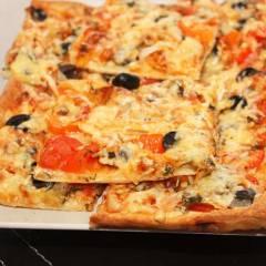 фото рецепта Экспресс-пицца