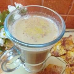 """фото рецепта """"Сирна кава"""" или кофе по-Львовски"""