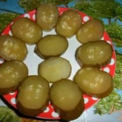фото рецепта Малосольно- соленные огурцы