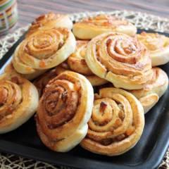 фото рецепта Завиванцы (булочки с корицей)