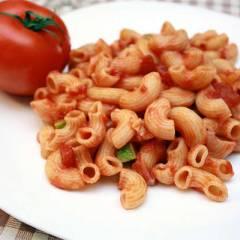 фото рецепта Постная паста в томатном соусе