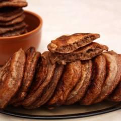 фото рецепта Шоколадные оладьи