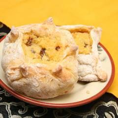 фото рецепта Корзинки с пшенной кашей