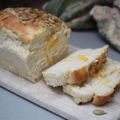 фото рецепта Хлеб с тыквой