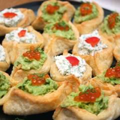 фото рецепта Тарталетки с начинкой