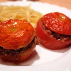 фото рецепта Фаршированные помидоры