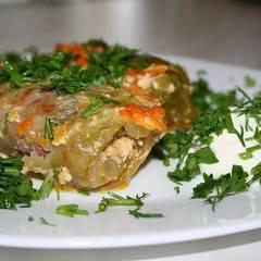 фото рецепта Голубцы мясные
