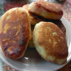 фото рецепта Пирожки с вишней