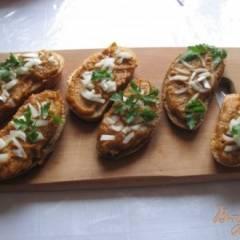фото рецепта Походные бутерброды
