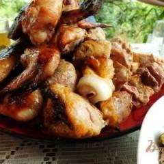 фото рецепта Шашлык из свинины с анисом