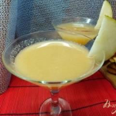 Грейпфрутовый фрэш с грушей и яблоком