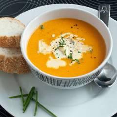 фото рецепта Тыквенный суп-пюре