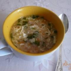 фото рецепта Овсяный супчик